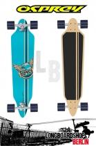 Osprey Pegasus Twin Tip Fade Longboard