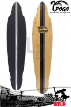 POGO Longboard Deck City Cruiser 110cm