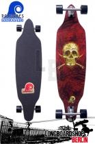 Palisades Fantaskullery Longboard Komplett 99cm