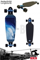 Paradise Barrel Wave 2 Longboard