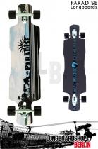Paradise Longboard Black Ocean Komplettboard