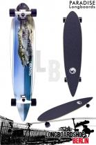 Paradise Longboard Sichang Pintail 109cm Cruiser