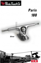 Paris Truck 180mm Achse - Silver