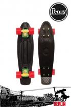 "Penny Skateboards 22"" Rasta Komplett Cruiser Longboard"