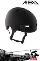 REKD Elite Black/Black Helme