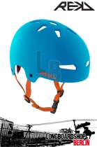 REKD Elite Blue/Orange Helme