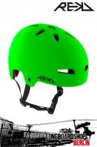 REKD Elite Green/Black Helme