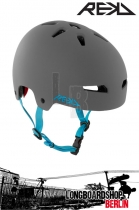 REKD Elite Grey/Blue Helme