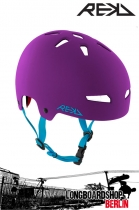 REKD Elite Purple/Blue Helme