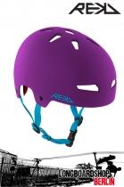 REKD Elite Purple/Blue Helme