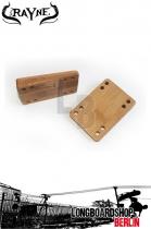 Rayne Riser Pads Bamboo 5 Grad