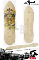 Root Longboard Deck Gypsy Freeride Carving Deck