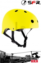 SFR Essentials Skate/BMX Helmet Yellow