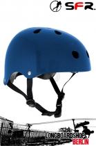 SFR Essentials Skate/BMX Helmet Metallic Blue