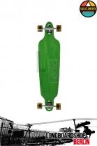 San Clemente Blank Green Komplett Longboard