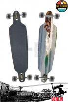 San Clemente Perfecto Dos Komplett longboard