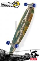 Sector 9 Bamboo J-Bay 117cm