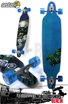 Sector 9 Carbonite Platinum Series Longboard 104cm