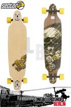 Sector 9 Double Carbonite Platinum Series Longboard 104cm