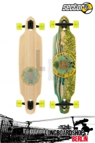 Sector 9 Mini Lookout Komplett Longboard