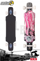 Sector 9 Platinum Eye Dropper Longboard Freeride
