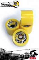 Sector 9 Race Formula Rollen 72mm 78a