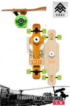 Solid Eye Kid Bamboo Komplett Longboard