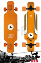 Solid Eye Kid Longboard für Kids