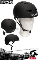 TSG Helm Skate BMX - Schwarz