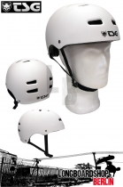 TSG Helm Skate BMX - Weiß