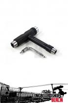 T-Tool Skatetool Werkzeug Black