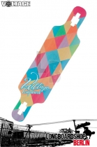 Voltage DT mult  Longboard Deck