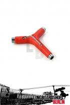 Y-Tool Skatetool Werkzeug Red